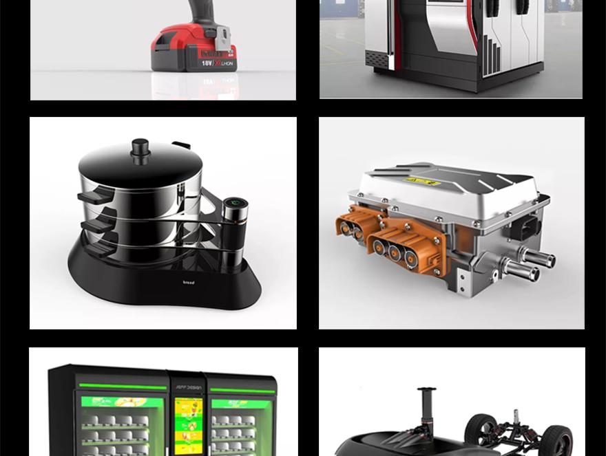 产品外观 / 结构设计        工业设计 / 机械设计