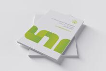 诚品鲜企业画册封面设计