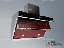 厨电产品建模