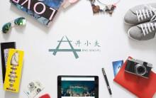 【井小夫】旅游品牌 logo设计 VI设计 网页设计 品牌设计