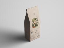若汀咖啡包装设计