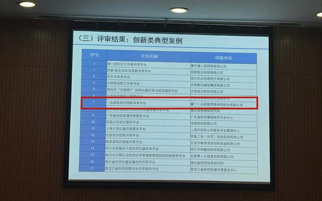 《中国共享经济发展报告》出炉 一品威客入选为典型案例