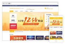 金融、投资理财类网站