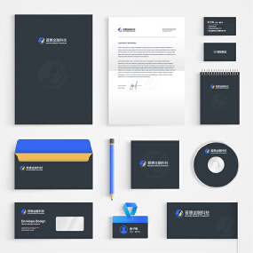 普惠金融银行VI设计/logo设计/包装设计