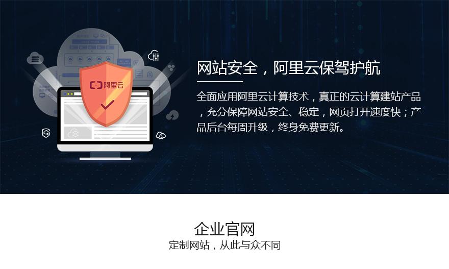 电商网站定制10M独享带宽送HTTPS证书送小程序