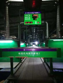 生产线工作量化系统开发