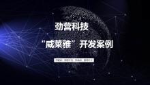 【威莱雅】企业官网开发案例