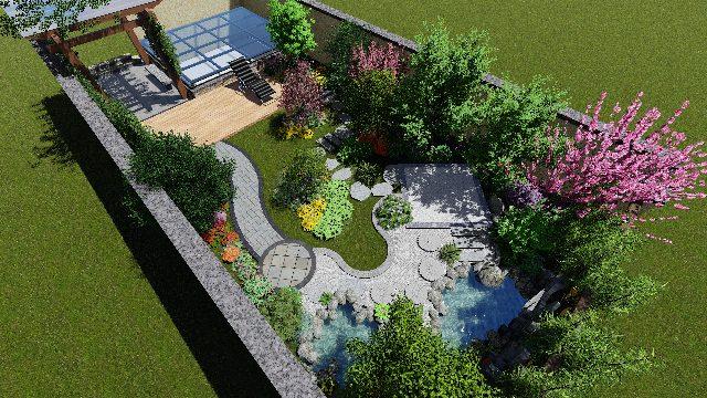 公园1903花园设计