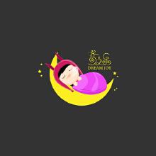 梦之乐LOGO设计/卡通logo设计