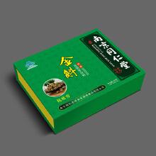 南京同仁堂保健品包装盒设计