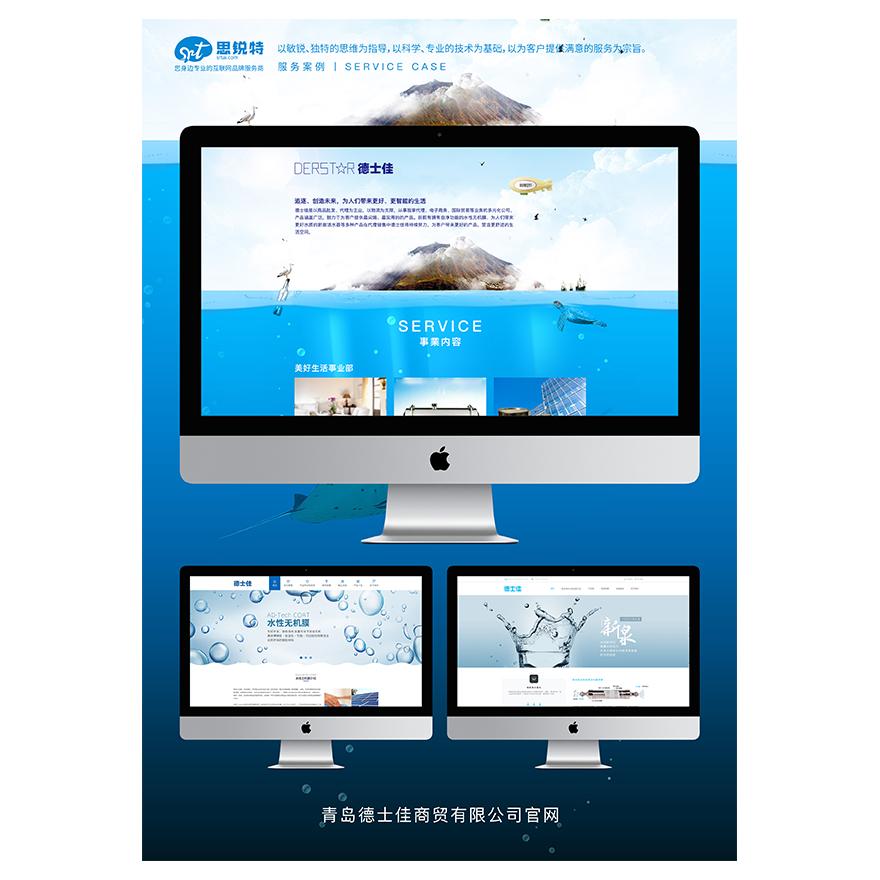 網頁設計_網站主頁設計_企業官網設計_青島網站設計公司
