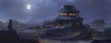西藏悦读纪文化传媒有限公司---《莲绛》书籍封面设计