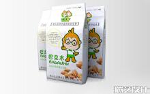 豆豆猴巴旦木包装设计