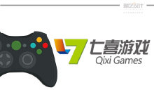 七喜游戏LOGO设计