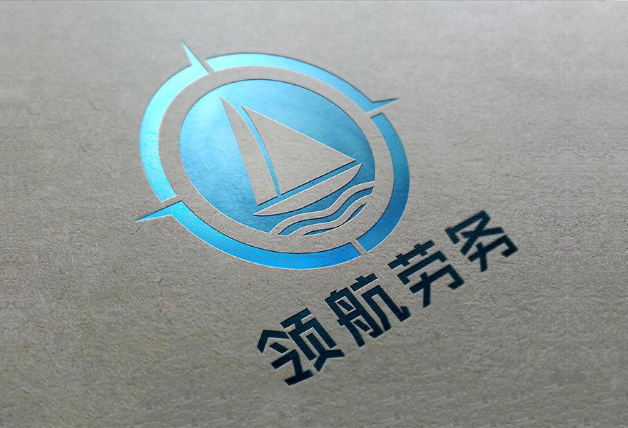 四川領航勞務有限公司vi設計