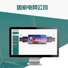 国家电网公司网站设计
