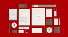 【匠南广告】VI设计 办公VI定制 全套VI系统视觉设计