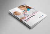 艾迪康检测机构宣传画册设计