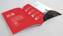 【匠南广告】画册 企业手册 宣传手册 产品图册