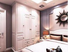 9款好看又实用的衣柜设计图片案例欣赏