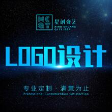 【品质保障】logo设计,标志,商标注册,送名片LOGOvi