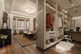 衣柜设计一般多少钱?定制衣柜设计多少钱一平方?