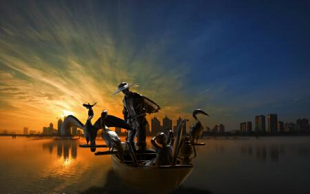城市 景观大型雕塑设计