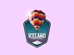2019这种徽章风格的logo设计,真是别出心裁