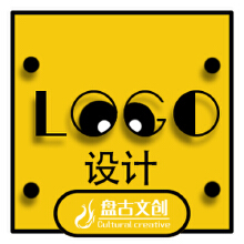 LOGO设计/精品手绘IP形象(1个)/手绘形象表情包(一组8个)