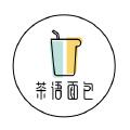 """""""茶语面包""""logo设计"""