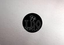 IDO婚纱店铺品牌logo设计