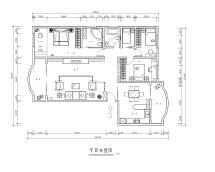 室内CAD施工图纸出售