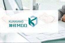 【坤祥医疗】标志设计/VI系统设计