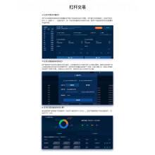 区块链系统开发数字交易所杠杆交易系统开发