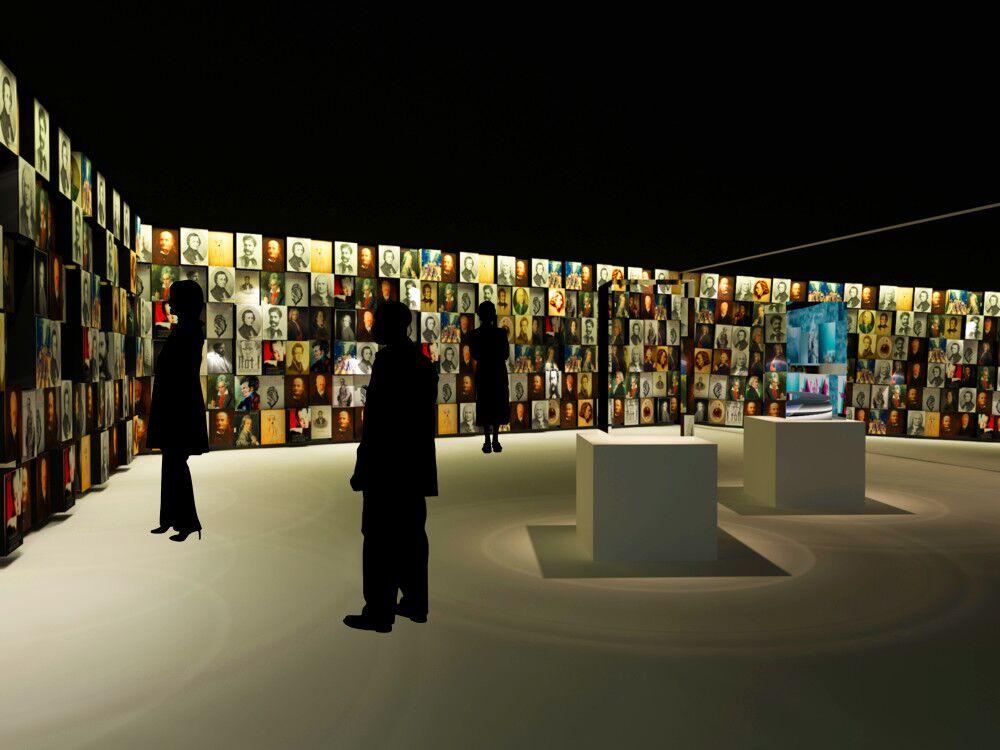 声音博物馆展厅效果图7