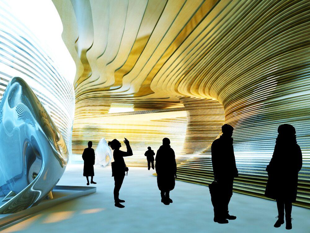 声音博物馆展厅效果图6