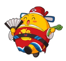 威客服务:[126005] 卡通形象吉祥物表情包(新店大酬宾8折起!)