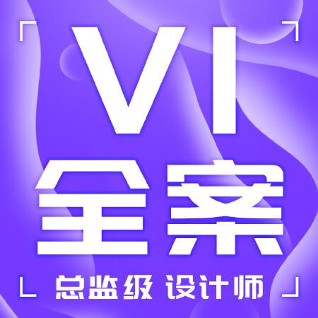 总监级设计师-VI全案设计 30天内一对一修改