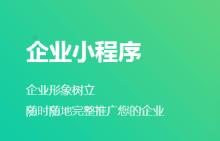 威客服务:[126761] 企业小程序