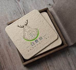 白鹿时-创新品牌设计