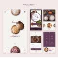 美食分享社区类app