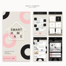 时尚家居商城类app