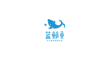 【蓝鲸鱼】LOGO设计