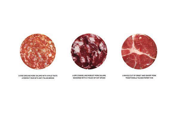 创意与细节到位的国外肉类包装设计欣赏