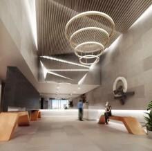 威客服务:[128554] 办公空间设计