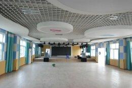 幼儿园多功能厅空间设计与装修