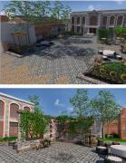 农村文化广场创意设计