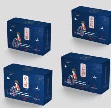 龙虾包装设计