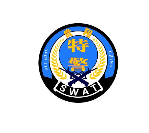 """""""特警""""品牌logo設計"""