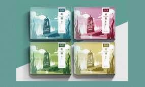 糖小沫品牌系列包装设计